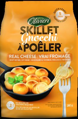 oliveri cheese skillet gnocchi
